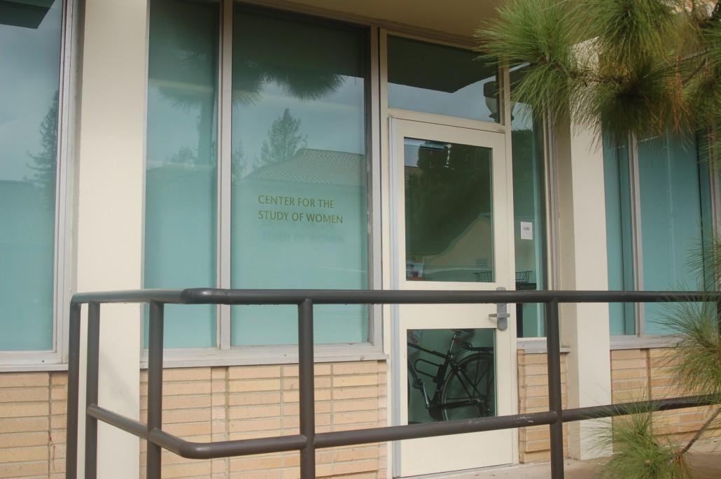 The entrance of the CSW office.