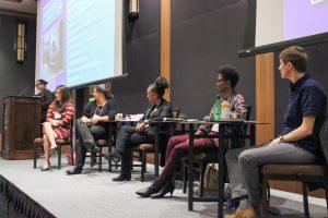 Photo of the Thinking Gender 2019 Keynote Panel