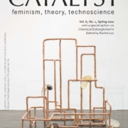 Cover image of the Catalyst Special Issue