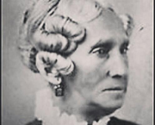Portrait of Maria Stewart