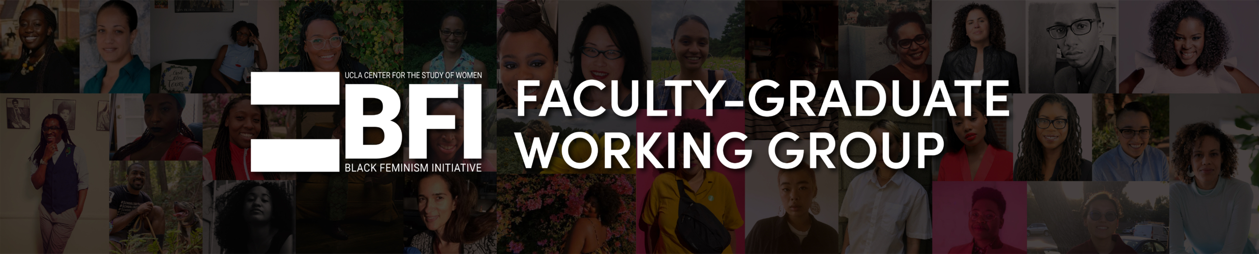 BFI Faculty-Graduate Working Group