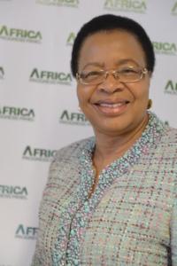 Photo of Graça Machel