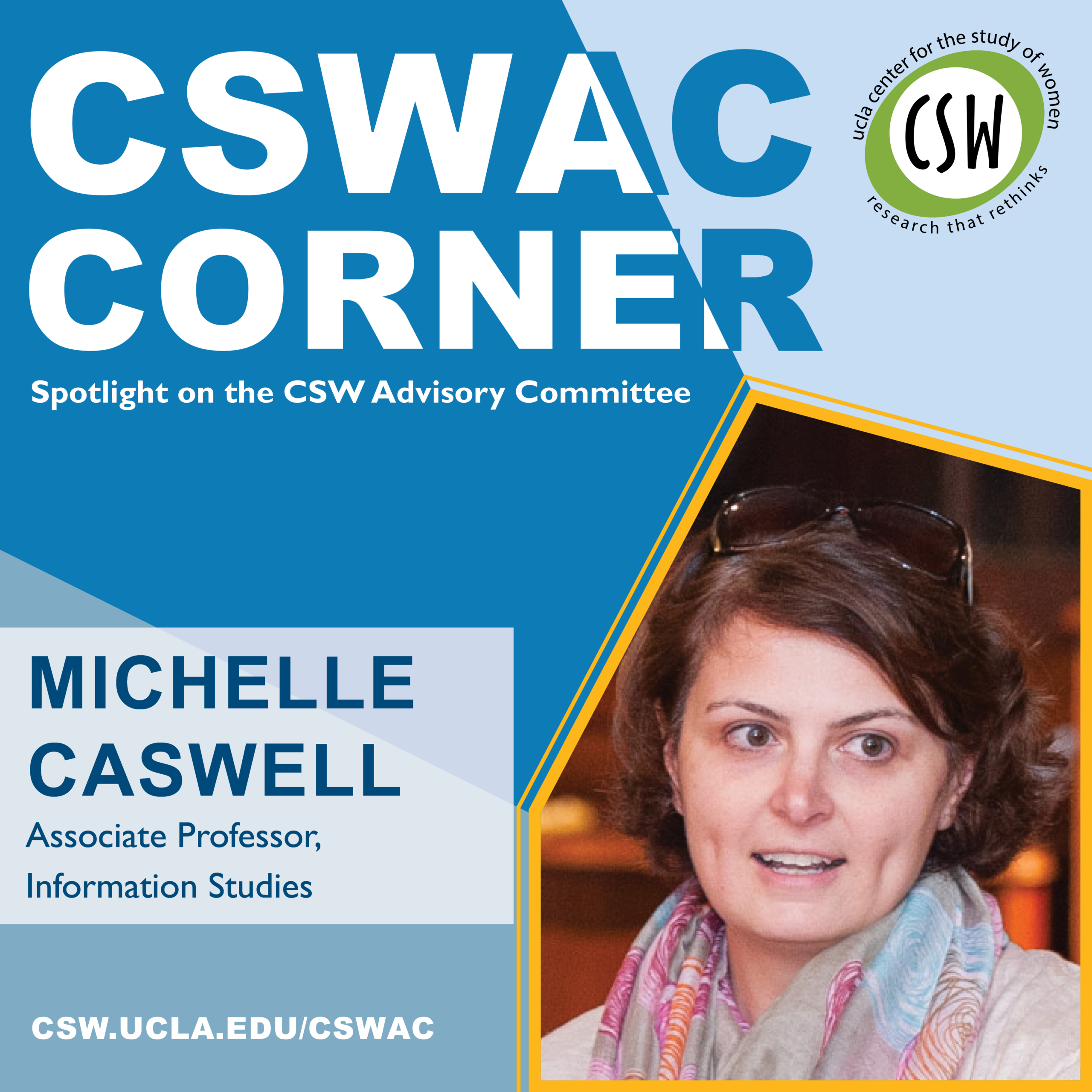 Michelle Caswell
