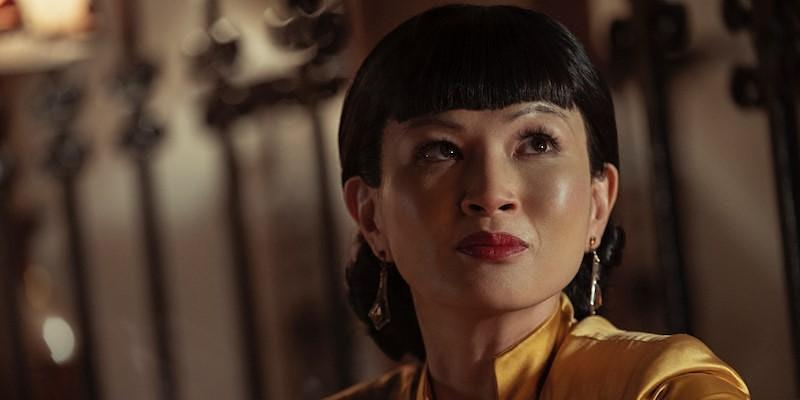 Photo of Michelle Krusiec as Anna May Wong