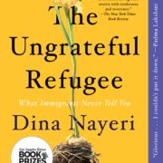 """The Ungrateful Refugee"" book cover"