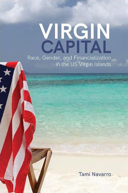 """Virgin Capital"" book cover"